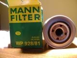 FILTRO MANN WP 928/81